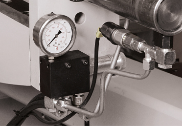 Vice pressure regulation